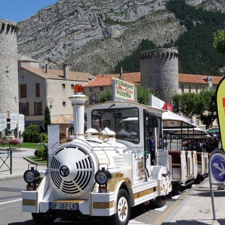 Séjour A l'assaut de Sisteron côté Papilles - safranière - Sisteron et sa citadelle (Copyright : Thomas Delsol)