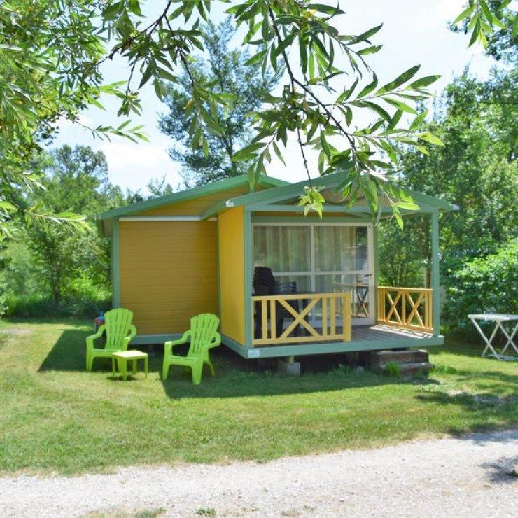 Camping Les Rosières - Mobil-home (Copyright : Camping Les Rosières)