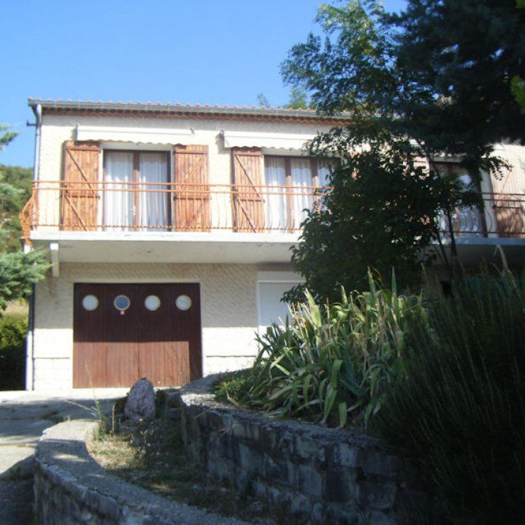 Villa Super-Sisteron - La villa (Copyright : Y. Venturini)