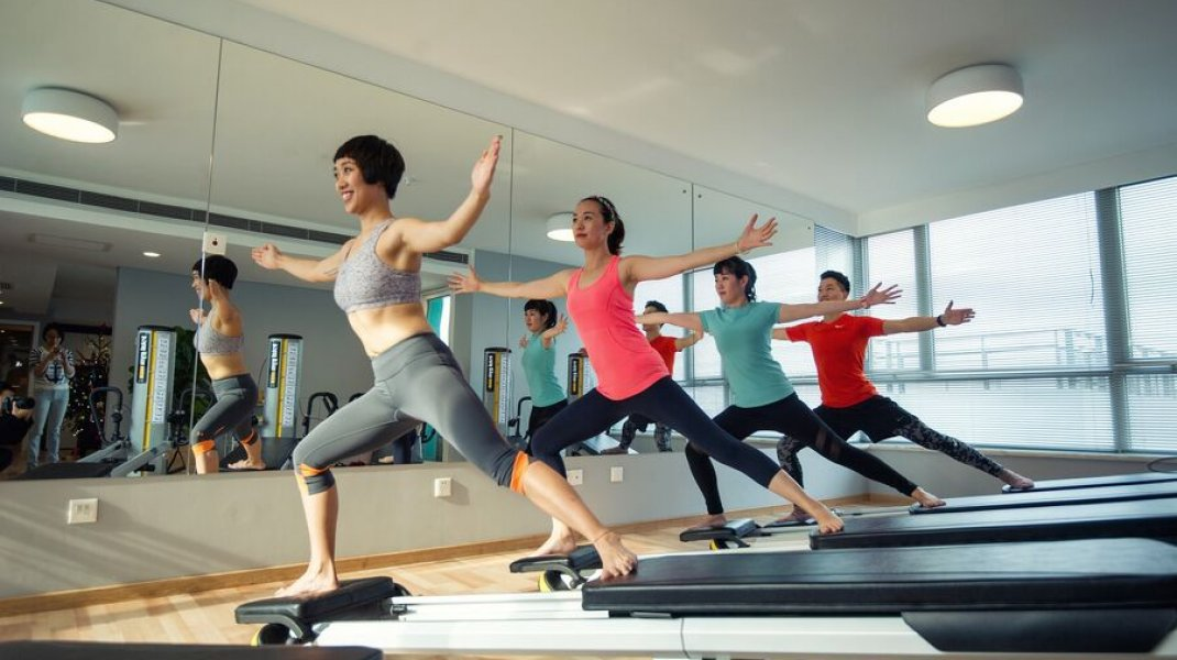 Cours - Gym douce (Copyright : Pixabay)