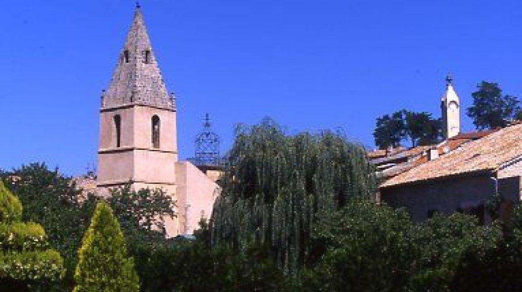 Eglise Le Poët