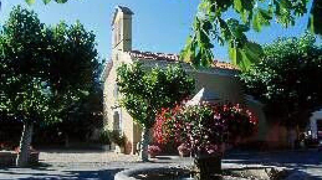 La Route Napoléon dans le Laragnais - Eglise Monêtier Allemont (Copyright : Office de Tourisme Sisteron Buëch)
