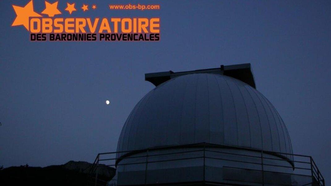 Photo de la structure - Observatoire des Baronnies Provençales (Copyright : Observatoire des Baronnies Provençales)