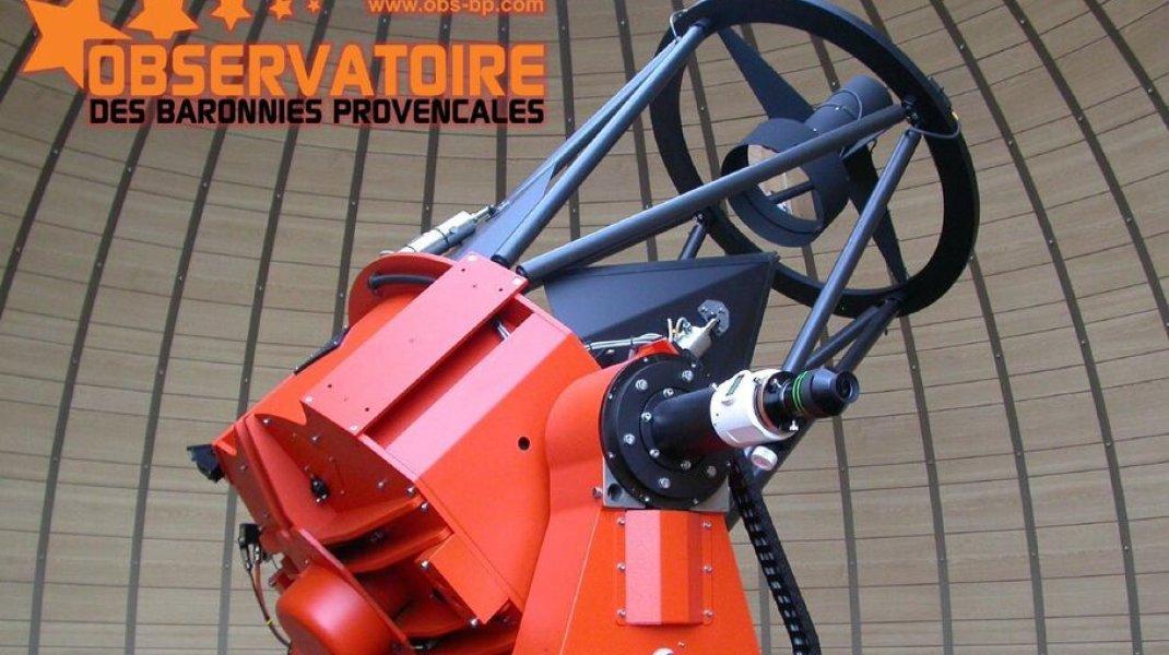 Observatoire des Baronnies Provençales - Telescope astronomie Hautes-Alpes (Copyright : Observatoire des Baronnies Provençales)