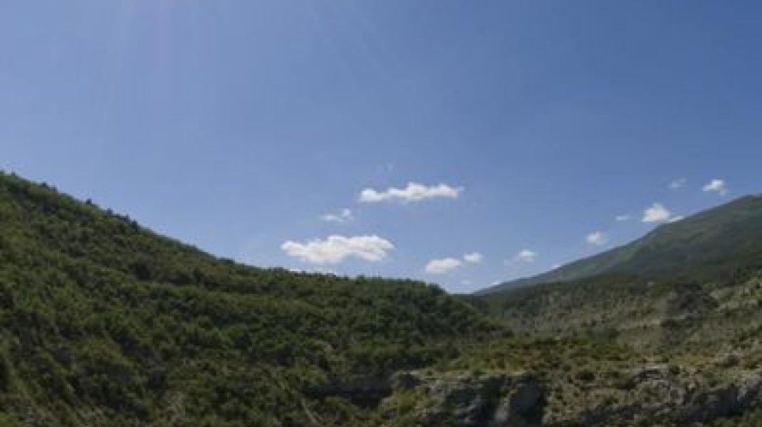 Cyclotourisme dans les Gorges de la Méouge (Copyright : Office de Tourisme Sisteron Buëch)