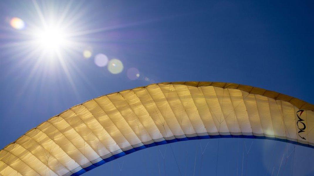 Site de décollage - Parapente (Copyright : Pixabay)
