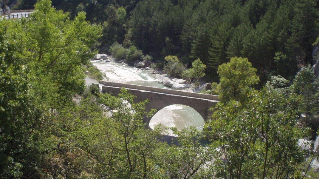 Gorges Méouge - Gorges Méouge (Copyright : CDRP05)
