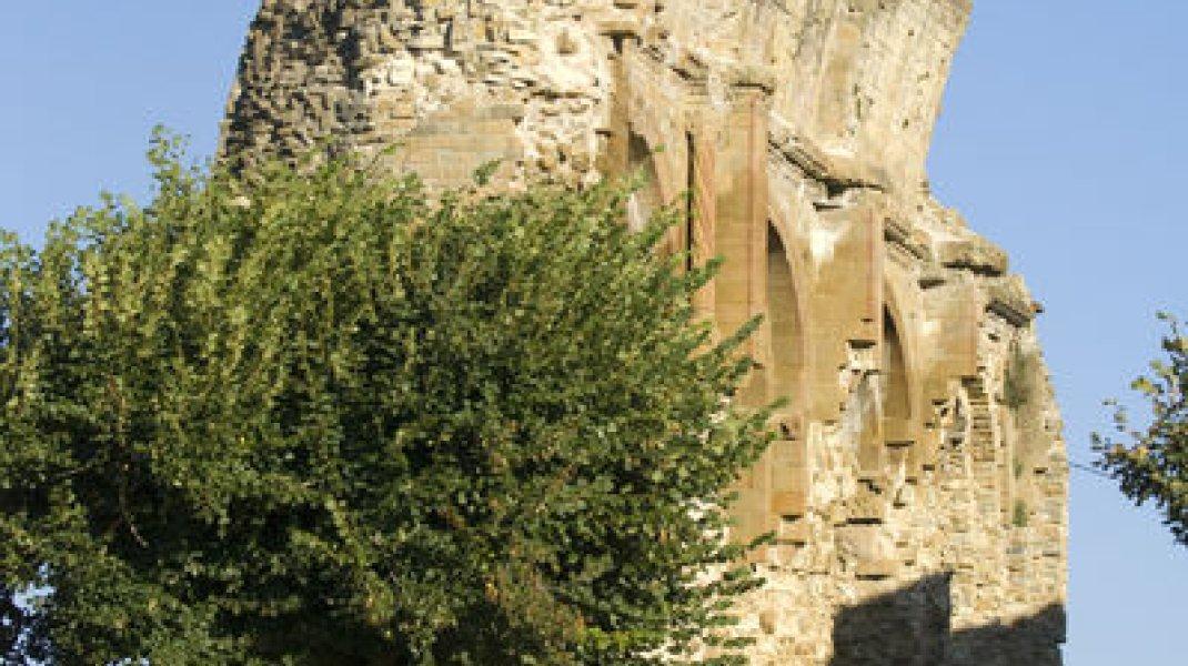 Visites guidées du Prieuré de Saint-André-de-Rosans - Le Prieuré de Saint-André-de-Rosans (Copyright : Eric Burlet)