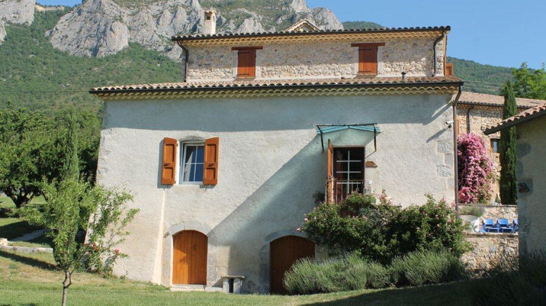 Gîtes du Moulin Orpierre - Maison du Milieu (Copyright : L. Ravel)