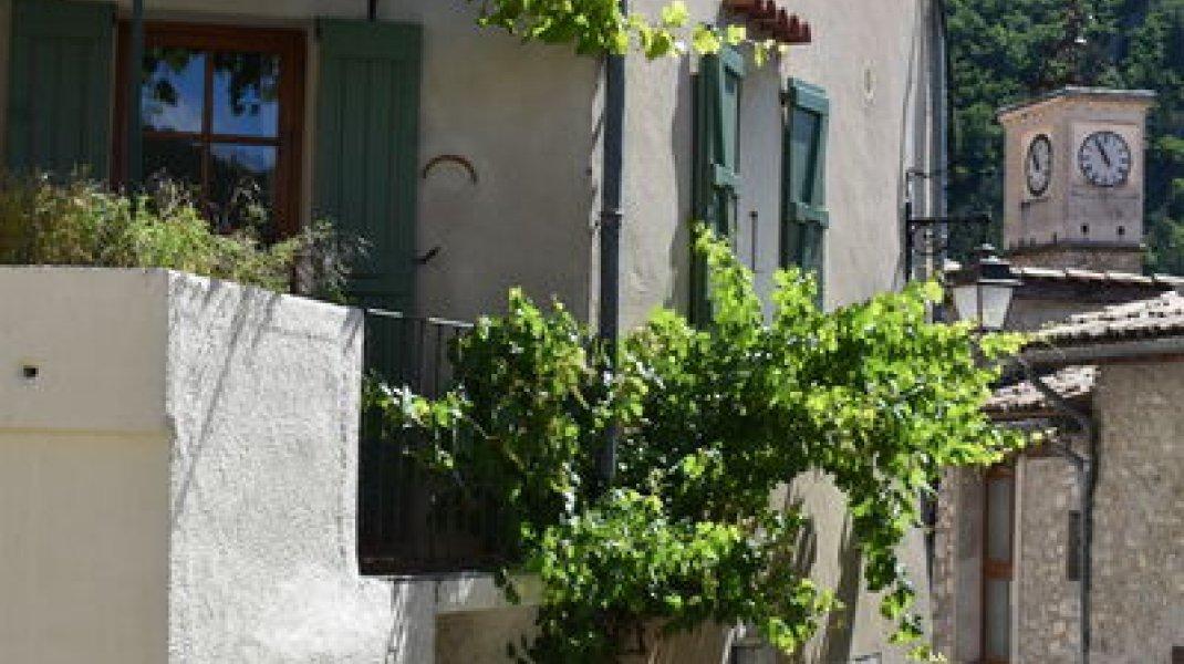 Gîte du Rocher à Serres - Le Gîte du Rocher (Copyright : Gîte du Rocher)