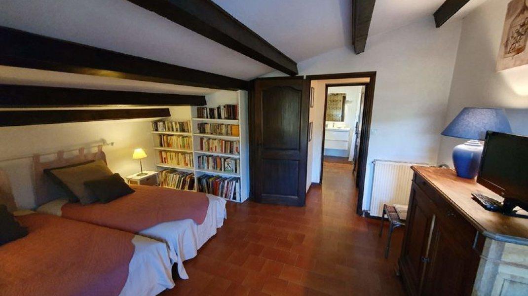 Au Cladan - Chambre du haut 3 (Copyright : D. Wilwertz)