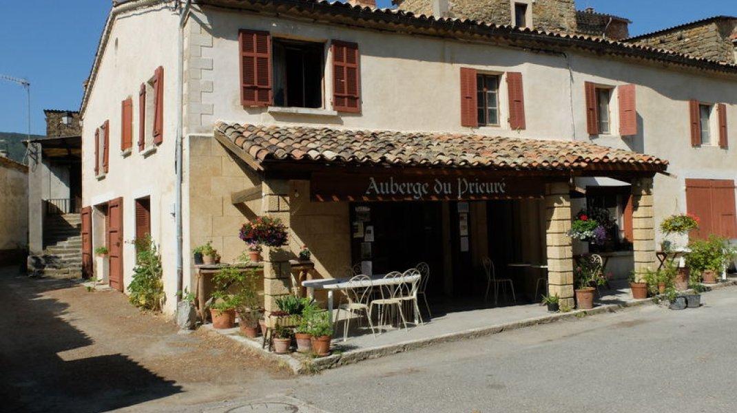 Auberge du Prieuré St André de Rosans - L'Auberge (Copyright : Auberge du Prieuré St André de Rosans)