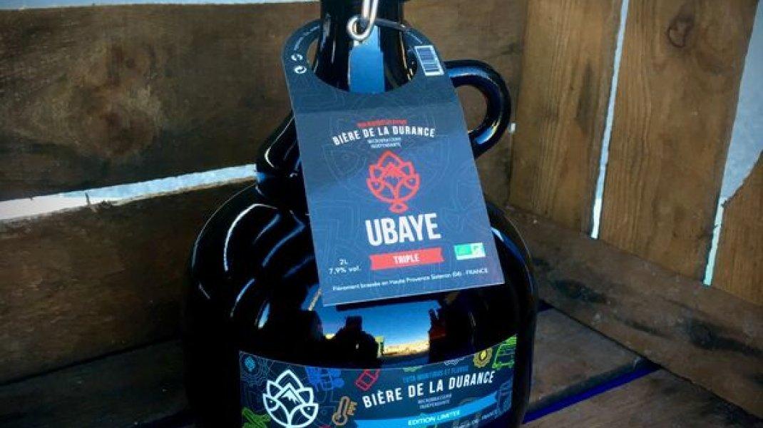 Bière de la Durance - Bière de l'Ubaye (Copyright : Bière de la Durance)