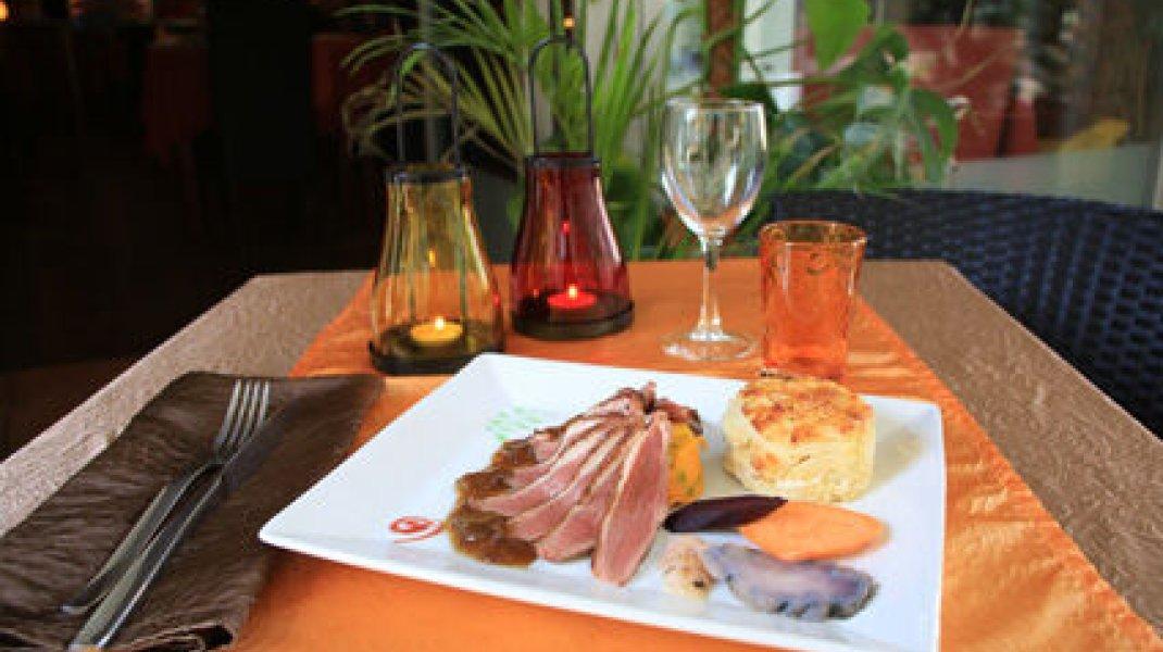 Restaurant Au Romarin à Sisteron - Les plats (Copyright : Restaurant Au Romarin)
