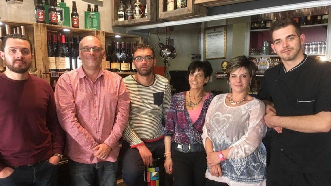 Brasserie - Bar à Vins Le Prim'Ose - L'Equipe (Copyright : Brasserie - Bar à Vins Le Prim'Ose)