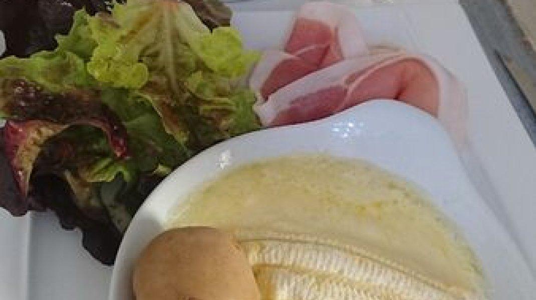 Restaurant Le Mas des Saveurs à Sisteron - Plat du jour (Copyright : Restaurant Le Mas des Saveurs)