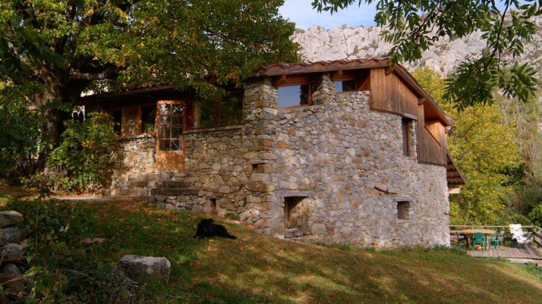 Gîte Les Drailles (Copyright : La Ferme de la Montagne)
