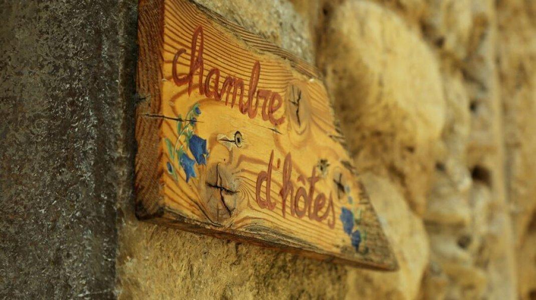 Chambre d'hôte (Copyright : L.Ravel)