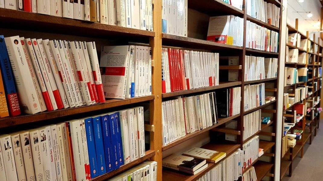 Librairie Le Marque Page à Sisteron - Librairie Le Marque Page à Sisteron (Copyright : Le Marque Page)