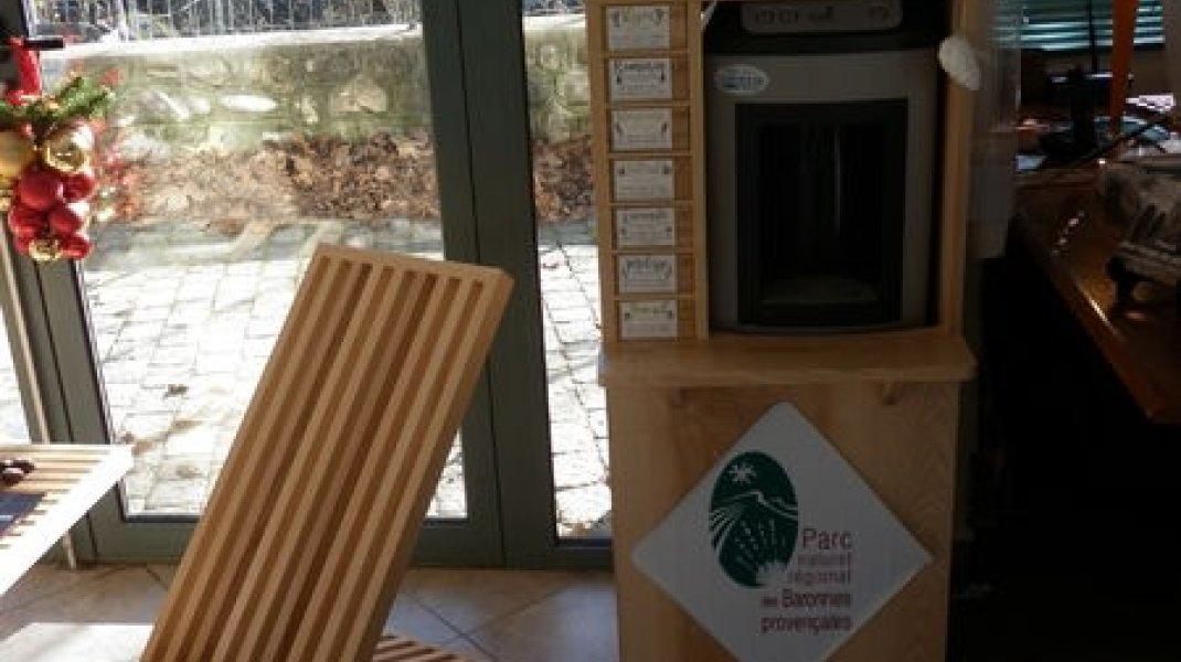 Office de Tourisme Serres - Espace Parc naturel régional des Baronnies provençales (Copyright : Office de Tourisme Sisteron Buëch)