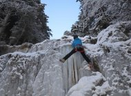 Ice Climbing (Copyright : Undiscovered Mountains)