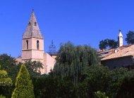 La Route Napoléon dans le Laragnais - Eglise Le Poët (Copyright : Office de Tourisme Sisteron Buëch)