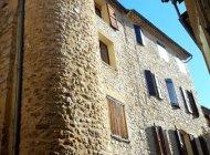 Route des Princes d'Orange - Orpierre, la Maison du Prince (Copyright : Office de Tourisme Sisteron Buëch)
