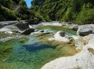 """Itinéraire de rando """"Boucle de la Plaine"""" - Belles piscines naturelles (Copyright : Communauté de Communes Sisteronais Buëch)"""