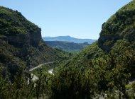 """Itinéraire de rando """"Boucle de la Plaine"""" - Panorama sur les Gorges de la Méouge (Copyright : Communauté de Communes Sisteronais Buëch)"""