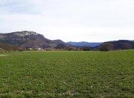 Itinéraire de rando Tour de Saint Domnin - Sur le plateau du Thor (Copyright : Communauté de Communes Sisteronais Buëch)