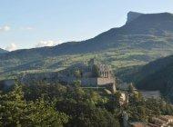 Sentier botanique du Molard à Sisteron - Citadelle de Sisteron (Copyright : Communauté de Communes Sisteronais Buëch)