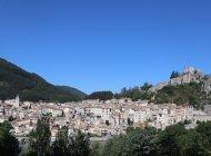 Randonnée le Trou de l'Argent à Sisteron - Panorama sur la ville de Sisteron (Copyright : Office de Tourisme Sisteron Buëch)
