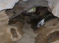 Randonnée le Trou de l'Argent à Sisteron - la grotte du Trou de l'Argent (Copyright : Office de Tourisme Sisteron Buëch)
