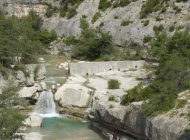 Cascade (Copyright : Office de Tourisme Sisteron Buëch)