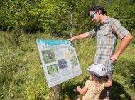 Forêt de Beynaves - Sentier de découverte la Clairière aux Papillons (Copyright : Xavier Mordefroid)