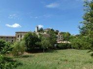 Circuit VTT Le Bois de l'Infernet - Le village de Montmorin (Copyright : Communauté de Communes Sisteronais Buëch)