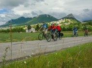 Circuit cyclo le Col de la Rochette - Village perché de Lagrand (Copyright : Office de Tourisme Sisteron Buëch)