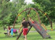 Base de loisirs de la Germanette - Jeux pour enfants (Copyright : S Ravomanana)