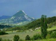 La montagne de Risou - Le Risou avant l'orage (Copyright : Communauté de Communes Sisteronais Buëch)