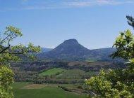 Itinéraire de rando le tour du plateau de Pié-Léger - Vue dégagée sur le rosanais (Copyright : Communauté de Communes Sisteronais Buëch)