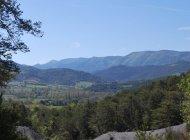 Itinéraire de rando le tour du plateau de Pié-Léger - les lieux sont sauvages (Copyright : Communauté de Communes Sisteronais Buëch)