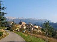 Itinéraire de rando Sainte Grique - Le village de Lagrand (Copyright : Office de Tourisme Sisteron Buëch)