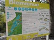 Lac du Vivas (Copyright : Office de tourisme Sisteron Buëch)