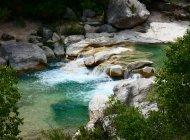 Les Gorges de la Méouge - Site de pêche de la Méouge (Copyright : Office de Tourisme Sisteron Buëch)
