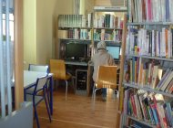 Médiathèque Municipale Laragne - Coin web (Copyright : Office de Tourisme Sisteron Buëch)