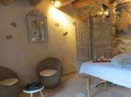 Les Gîtes d'Eliane - Salle de massages ayurvédiques (indiens) et orientals (Copyright : Les Gîtes d'Eliane)
