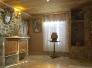 Les Gîtes d'Eliane - Salle de bains Est (Copyright : Les Gîtes d'Eliane)
