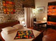Au Cladan - Chambre cheminée 3 (Copyright : D. Wilwertz)