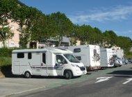 Aire camping cars Gare SNCF Sisteron - A 5 minutes à pied du centre-ville (Copyright : Office de Tourisme Sisteron Buëch)