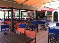 Brasserie l'Oasis - Vue intérieure (Copyright : Office de tourisme Sisteron Buech)